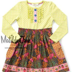 New NWT Size 8 As A Princess Dress Matilda Jane MJ